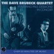The Dave Brubeck Quartet The Dave Brubeck Quartet Featuring Paul Desmond In Concert