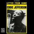 Eddie Jefferson Letter From Home
