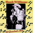 Hank Williams 40 Greatest Hits