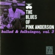 Pink Anderson PINK ANDERSON/BALLAD [Remastered]