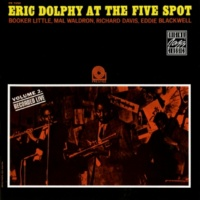 Eric Dolphy アット・ザ・ファイヴ・スポット Vol. 2 [Remastered]