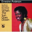 Ernestine Anderson When The Sun Goes Down