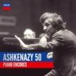 ヴラディーミル・アシュケナージ ピアノ・ソナタ 第14番 嬰ハ短調 作品27の2 《月光》: 第3楽章:PRESTO AGITATO
