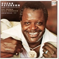 Oscar Peterson Jam Just In Time [live at the Montreux Jazz Festival]