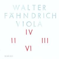 Walter Fähndrich Fähndrich: Viola III