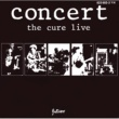 The Cure Concert - The Cure Live