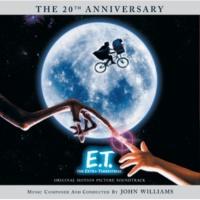 ジョン・ウィリアムズ 酔っ払ったE.T.とエリオット [Soundtrack Reissue (2002)]