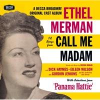 エセル・マーマン/Gordon Jenkins And His Orchestra The Hostess With The Mostes' On The Ball [Decca Broadway Reissue Recording]