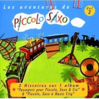 Francois Perier Piccolo Saxo A Music City - Duo De La Guitare Classique Et De La Guitare Electrique [Album Version]