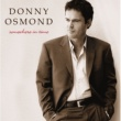 Donny Osmond Don't Dream It's Over