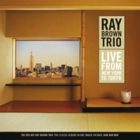 Ray Brown Trio Introductory Announcement
