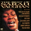 Sarah Vaughan SARAH VAUGHAN/THE BE