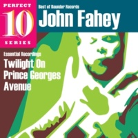 John Fahey Sunset On Prince Georges County
