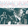 Dizzy Gillespie/フレディ・ハバード/Clark Terry/オスカー・ピーターソン/ジョー・パス The Trumpet Summit Meets The Oscar Peterson Big Four