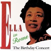エラ・フィッツジェラルド Introduction [Live (Birthday Concert in Rome)]