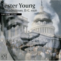 Lester Young When You're Smiling (The Whole World Smiles With You) [live at Olivia Davis's Patio Lounge]