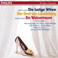 ヘルタ・タルマー/フランツ・フェーリンガー/Chor/大オペレッタ管弦楽団/フランツ・マルザレク Lehár: Der Graf von Luxemburg - Operetta in 3 Acts - Unbekannt, deshalb nicht minder int'ressant
