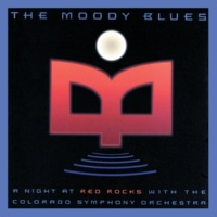 The Moody Blues/The Colorado Symphony Orchestra Lean On Me (Tonight) [Live At Red Rocks/1992]