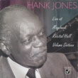 Hank Jones Live At Maybeck Recital Hall, Vol. 16