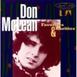 Don McLean Favorites & Rarities (World)