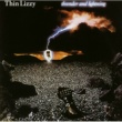 Thin Lizzy Thunder & Lightning