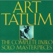 Art Tatum The Complete Pablo Solo Masterpieces
