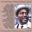 Thelonious Monk The Thelonious Monk Memorial Album
