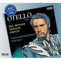 Renata Tebaldi/Mario del Monaco/Wiener Philharmoniker/Herbert von Karajan Verdi: Otello / Act 4 - (Otello compare)