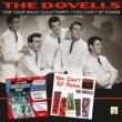 The Dovells For Your Hully Gully Party/You Can't Sit Down
