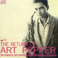 Art Pepper Tenor Blooz