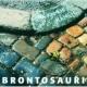 Brontosauri Jesitnej chlap