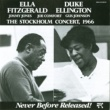 Duke Ellington/エラ・フィッツジェラルド Stockholm Concert 1966