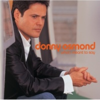 Donny Osmond My Perfect Rhyme