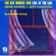 Ray Brown Trio Mona Lisa [Live]