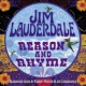 ジム・ロウダーデイル Reason And Rhyme: Bluegrass Songs By Robert Hunter & Jim Lauderdale