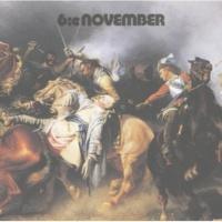 November Jorden gråter