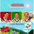Die jungen Zillertaler Tiroler Burschen