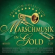 Various Artists Marschmusik In Gold [CD-Set]