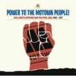 Various Artists VA/POWER TO THE MOTO