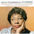 Ella Fitzgerald E.FITZGERALD/SINGS S [LPR]
