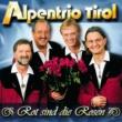 Alpentrio Tirol Rot Sind Die Rosen
