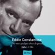 Eddie Constantine Heritage - Dis-Moi Quelque Chose De Gentil - Barclay (1956)