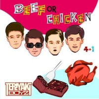 TERIYAKI BOYZ BEEF or CHICKEN(通常盤)