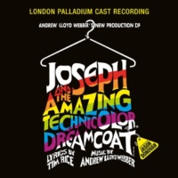 "アンドリュー・ロイド・ウェバー/""Joseph And The Amazing Technicolor Dreamcoat"" 1991 London Cast/ジェイソン・ドノヴァン The Joseph Megamix"