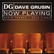 Dave Grusin NOW PLAYING Movie Themes - Solo Piano