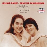 Juliane Banse/Brigitte Fassbaender Reger: Drei Duette, Op.111a - No. 3 Abendgang