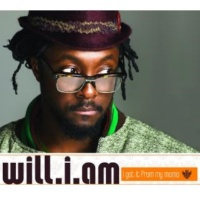 will.i.am I Got It From My Mama [Album Version]