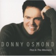 Donny Osmond ディス・イズ・ザ・モーメント [International Version]