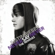 Justin Bieber ネヴァー・セイ・ネヴァー~映画公開記念盤 [クリアファイル・ジャケット]