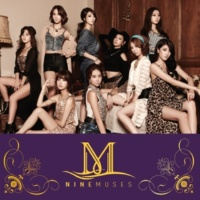 NINE MUSES TIME'S UP